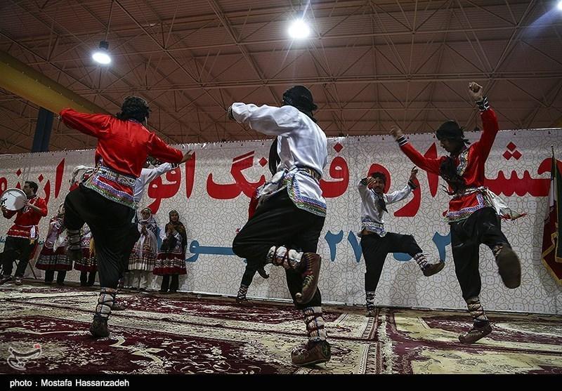 حضور نمایندگان استان گلستان در روز فرهنگ ایرانی در ترکمنستان