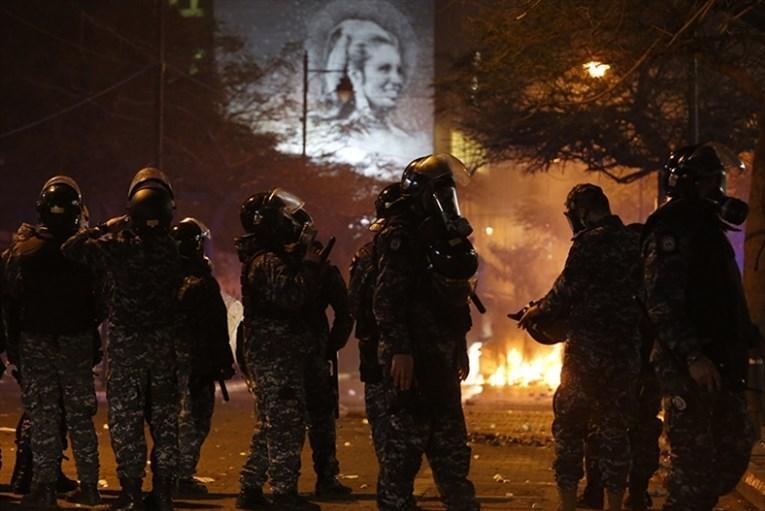 لبنان، ادامه اعتراضات در طرابلس، افزایش شمار مجروحان به 72 نفر