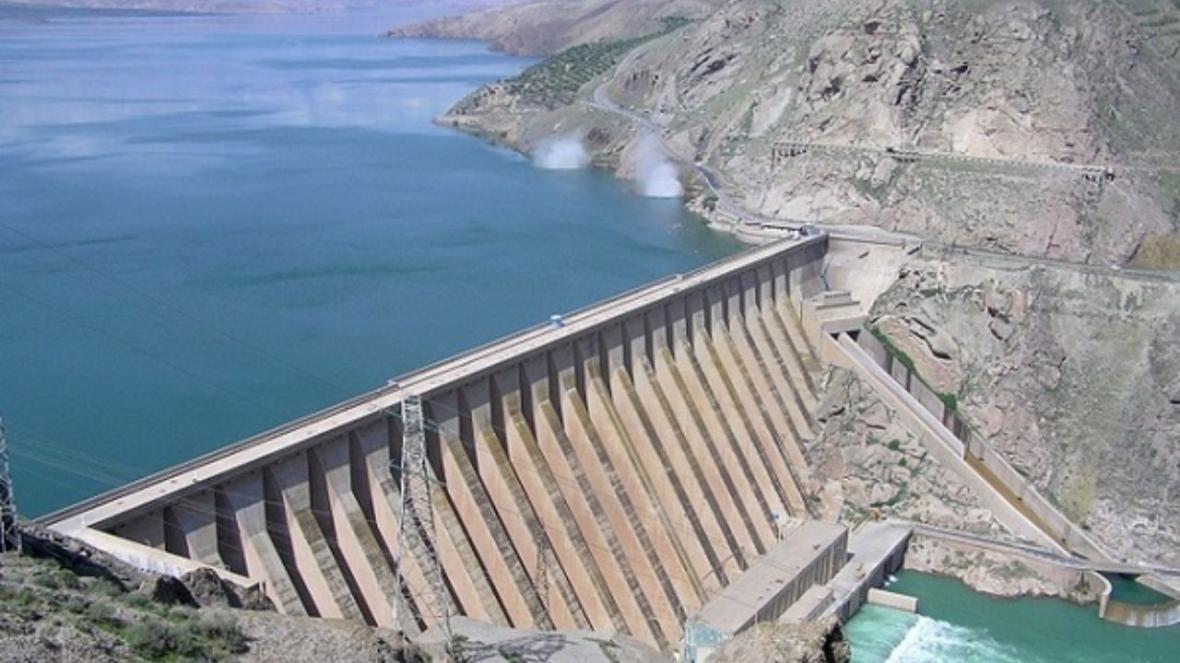 ذخیره آب سد سفیدرود از مرز 900 میلیون مترمکعب فراتر رفت