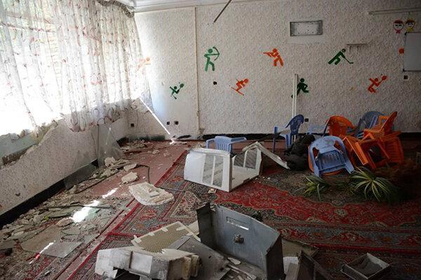 جزئیات بازپس گیری شیرخوارگاه هلال احمر مشهد