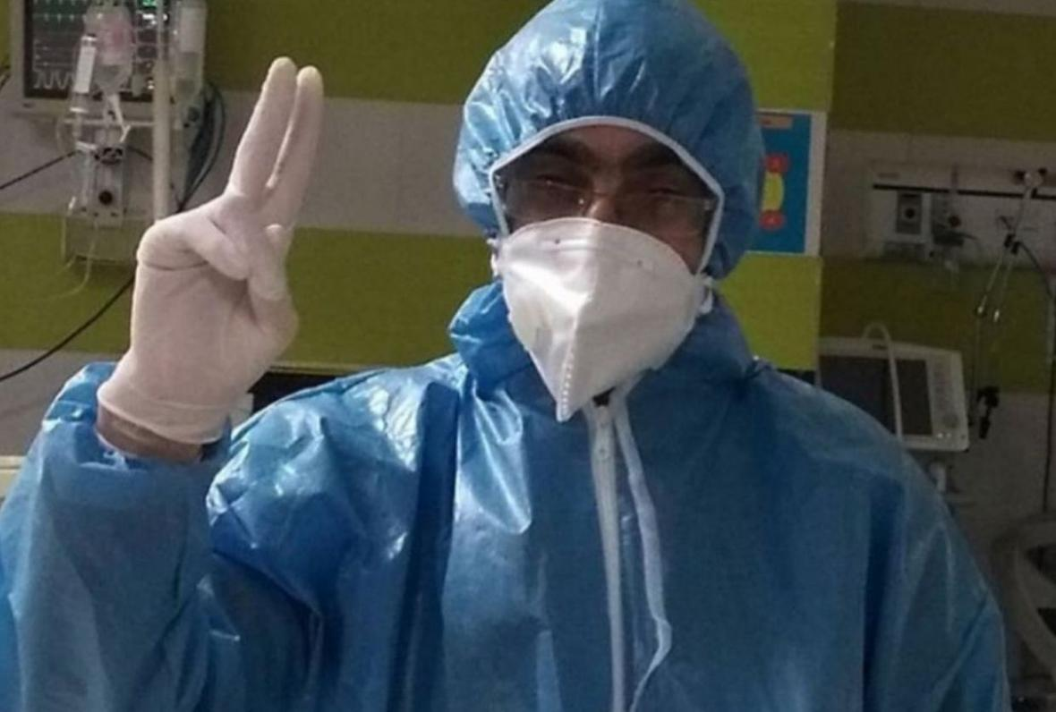 خبرنگاران چهارمین شهید مدافع سلامت هرمزگان به دیدار حق شتافت