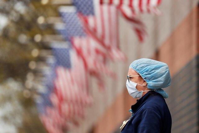 پیش بینی مرگ 300 هزار امریکایی بر اثر کرونا تا ماه دسامبر