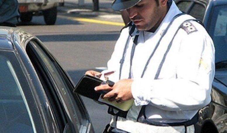 بیرون انداختن ماسک از خودرو تخلف است ، جریمه آن چقدر است؟