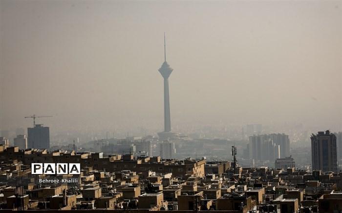 3 عامل اصلی آلودگی هوای تهران اعلام شد
