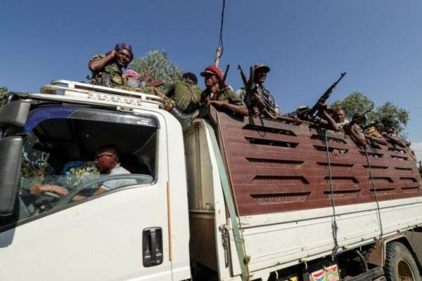 حمله راکتی به پایتخت اریتره، تشدید درگیریها در منطقه تیگرای