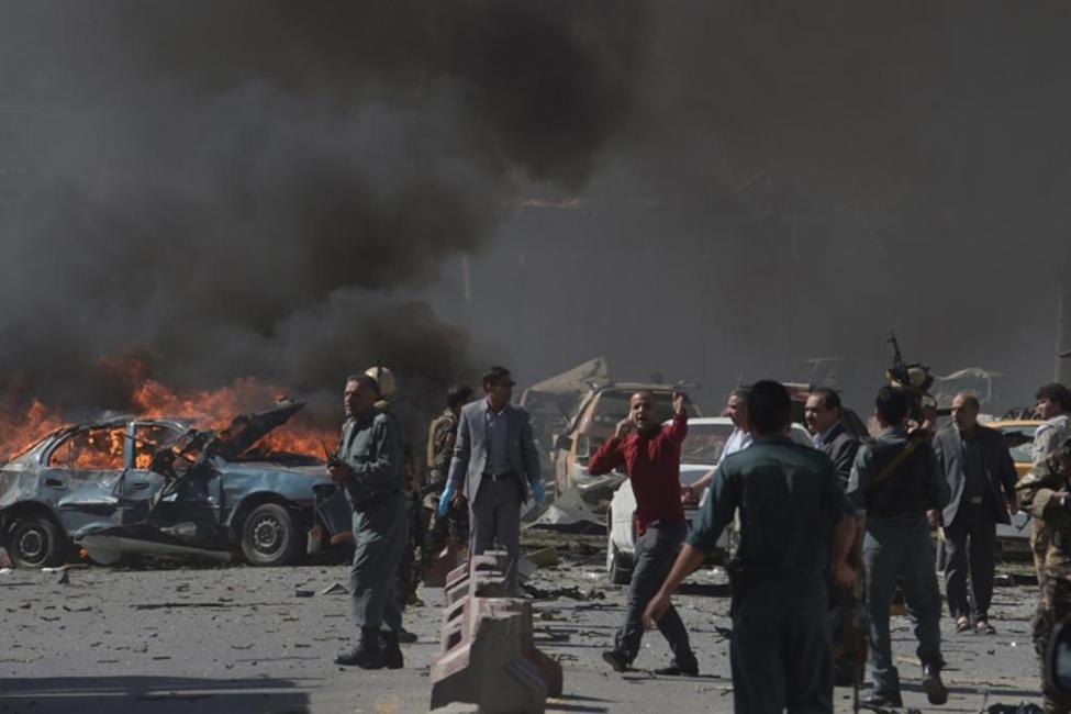 انفجار بمب مغناطیسی در کابل چهار کشته و زخمی در پی داشت