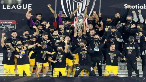 نماینده مکزیک قهرمان رقابت های فوتبال کونکاکاف شد