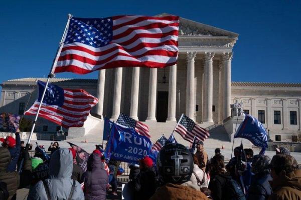 رد اعتراض به نتایج انتخابات درپنسیلوانیا