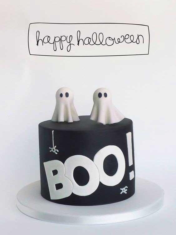 طرز تهیه کیک مخصوص هالووین