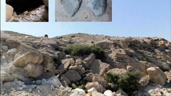 تاریخ هلیل رودِ جیرفت به پارینه سنگی بازمی شود